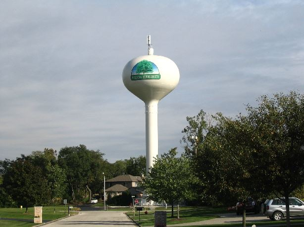 Water Tower, Westgate